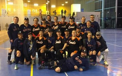 Softball Mixte – Tournoi de Rouen – 19 et 20 Novembre 2016