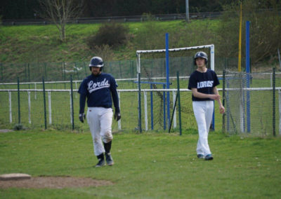 babaseball senior journee 1 saison 2018 5