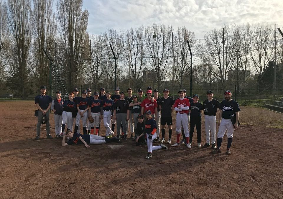 Opening day des Lords – 15U – 12U – 9U
