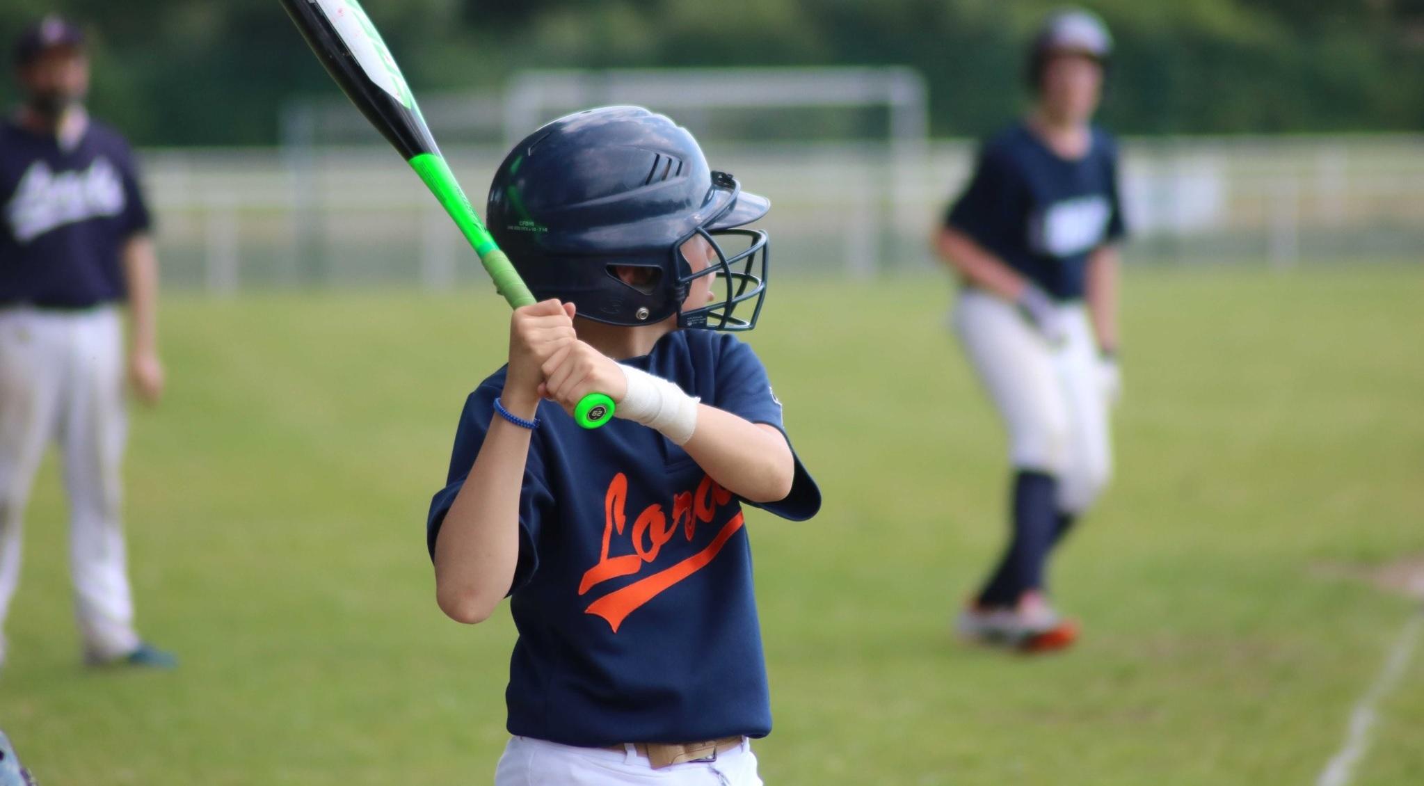 jeune lords en 9 U baseball tourcoing